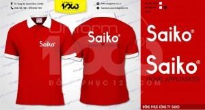 Đồng phục công ty Saiko
