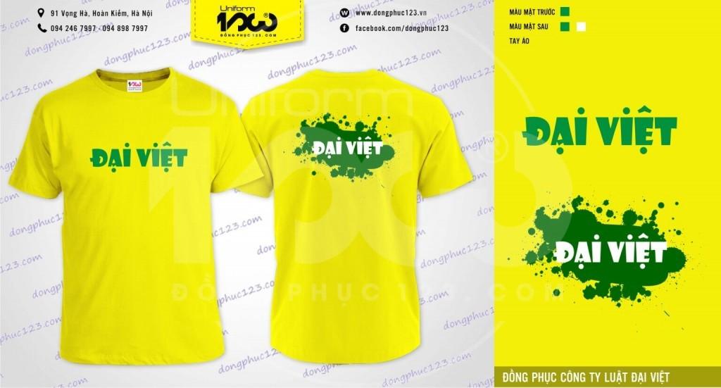 Đồng phục Công ty Luật Đại Việt