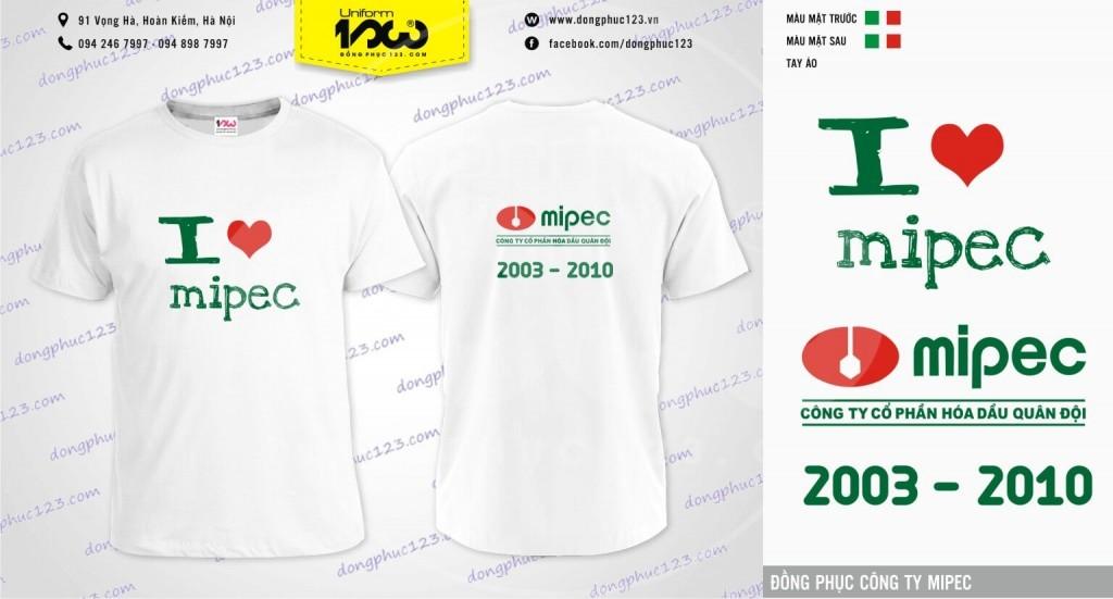 Đồng phục Công ty MIPEC