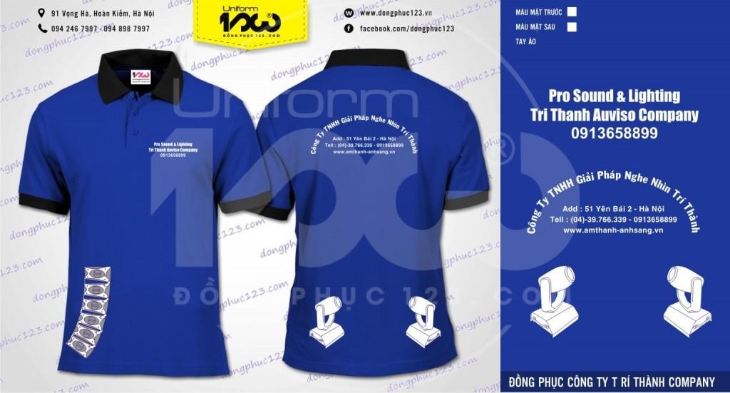 Đồng phục Công ty Trí Thành