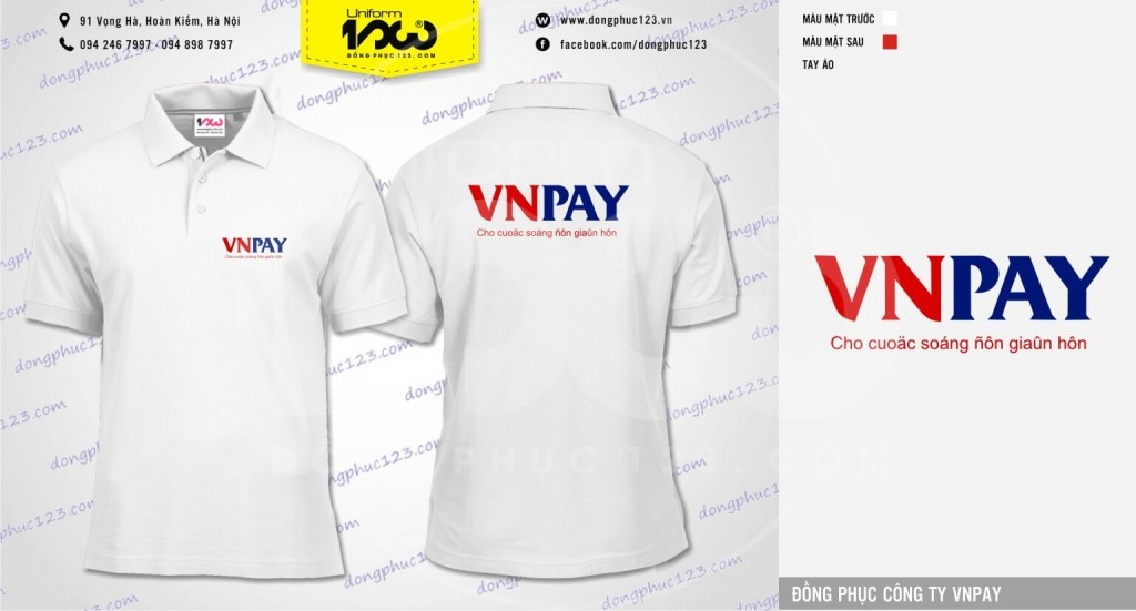Đồng phục Công ty VNPAY