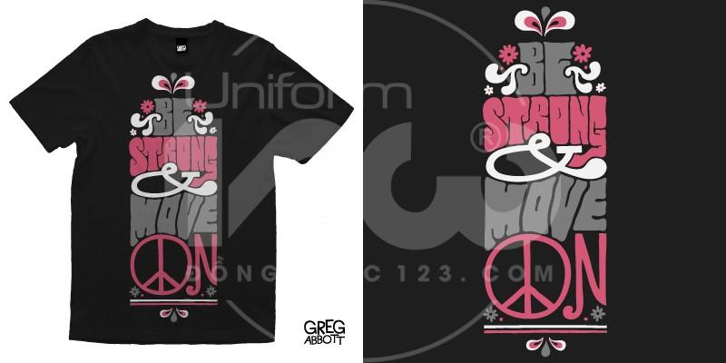 Mẫu thiết kế áo phông MS13