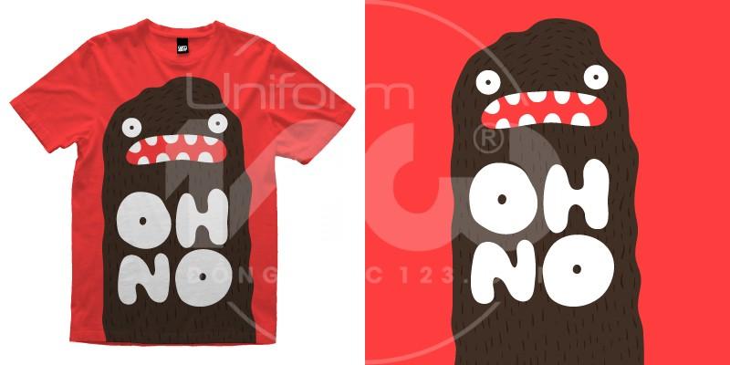Mẫu thiết kế áo phông MS18
