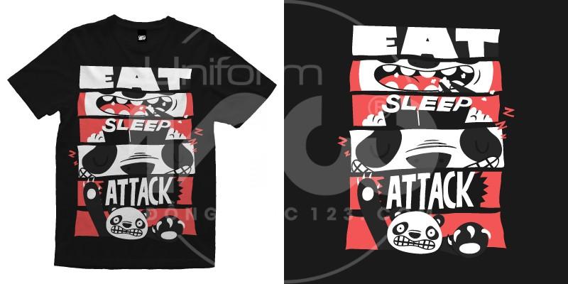 Mẫu thiết kế áo phông MS19
