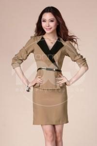 Váy công sở nữ MS13
