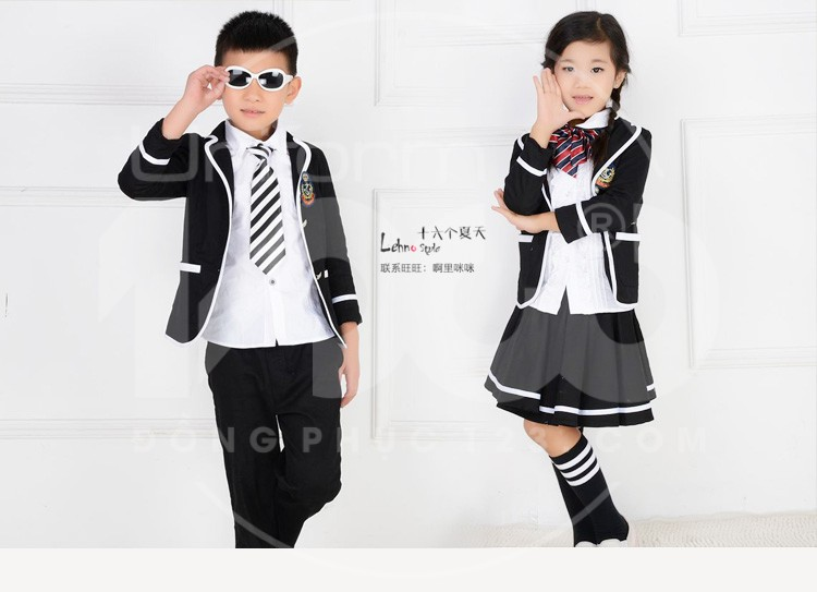Đồng phục học sinh cấp 1 - MS24