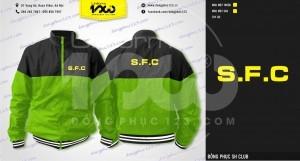 Đồng phục CLB SH Club