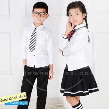 Đồng phục học sinh cấp 1 - MS36