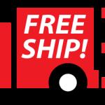 CHƯƠNG TRÌNH – FREE SHIPPING