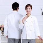 Đồng phục quần áo bếp MS17
