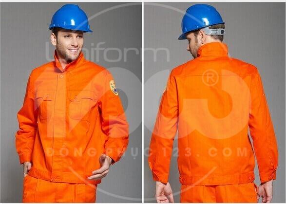 Quần áo kỹ thuật - BHLĐ MS18