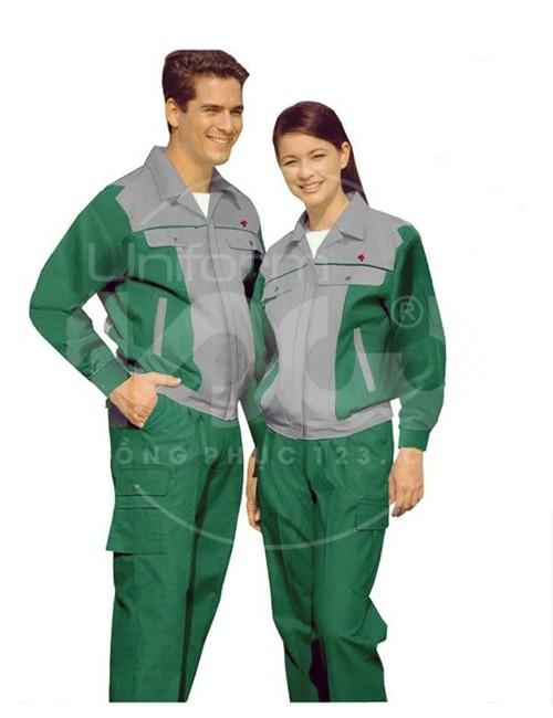 Quần áo kỹ thuật - BHLĐ MS6