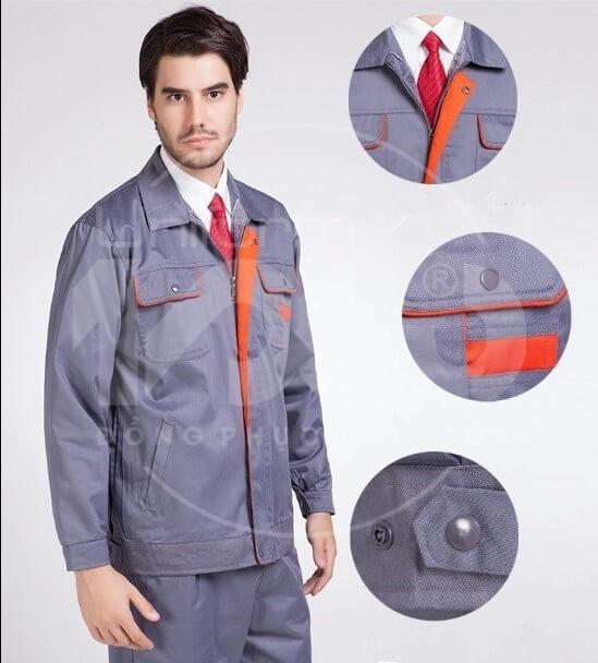 Quần áo kỹ thuật - BHLĐ MS16