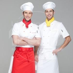 Đồng phục quần áo bếp MS13
