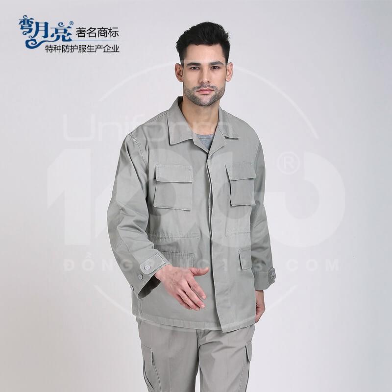 Quần áo kỹ thuật - BHLĐ MS13
