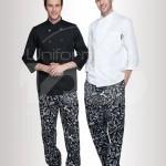 Đồng phục quần áo bếp MS25