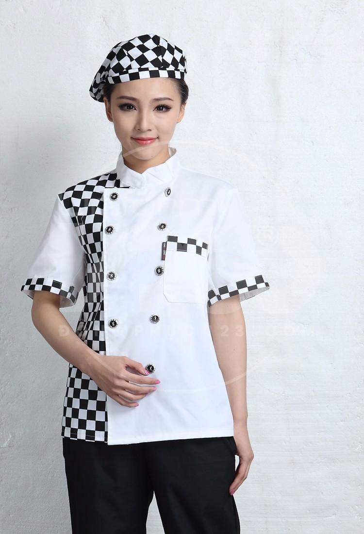 Đồng phục quần áo bếp MS24