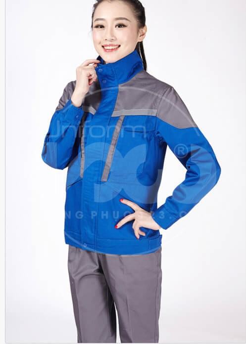Quần áo kỹ thuật - BHLĐ MS8