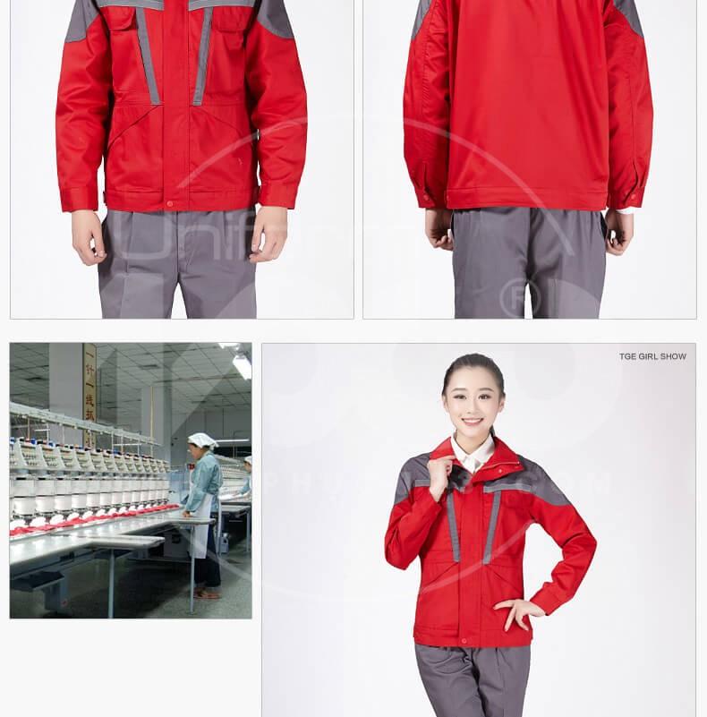 Quần áo kỹ thuật - BHLĐ MS7
