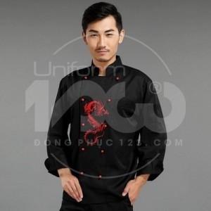 Đồng phục quần áo bếp MS22