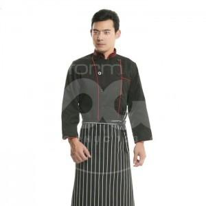 Đồng phục quần áo bếp MS19