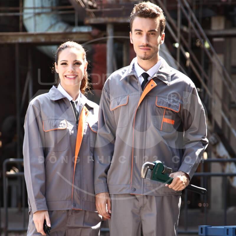 Quần áo kỹ thuật - BHLĐ MS23