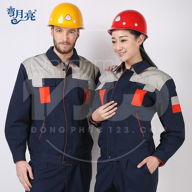 Quần áo kỹ thuật - BHLĐ MS22