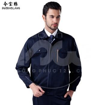 Quần áo kỹ thuật - BHLĐ MS21