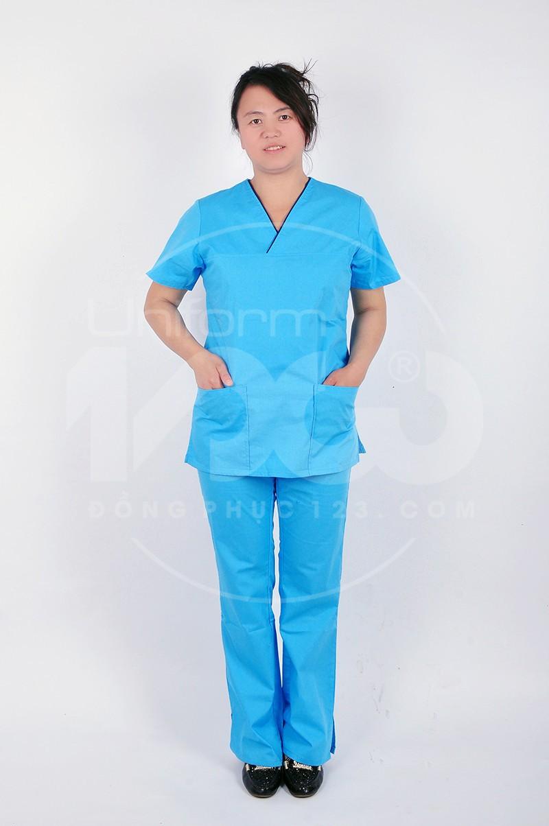 Đồng phục Y tế MS1