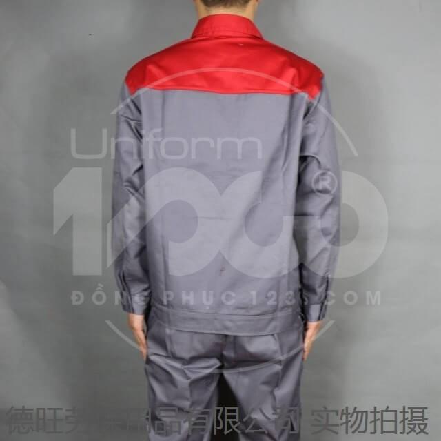 Quần áo kỹ thuật - BHLĐ MS20