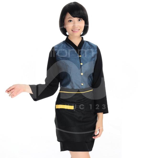 Đồng phục quần áo bếp MS5