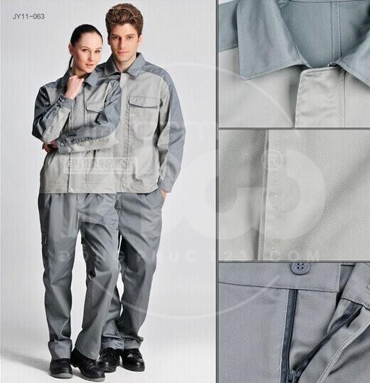 Quần áo kỹ thuật - BHLĐ MS19