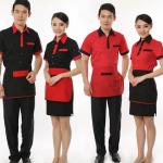 Mẫu áo phông đồng phục nhà hàng