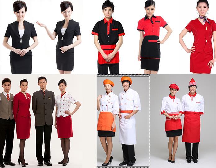 Tại sao cần may đồng phục nhà hàng khách sạn?