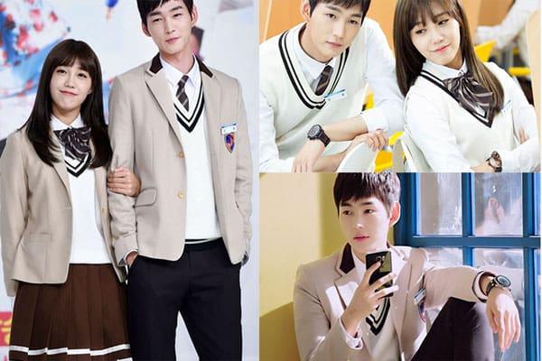 mẫu đồng phục trường quốc tế