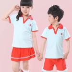 Mẫu áo phông đồng phục học sinh tiểu học