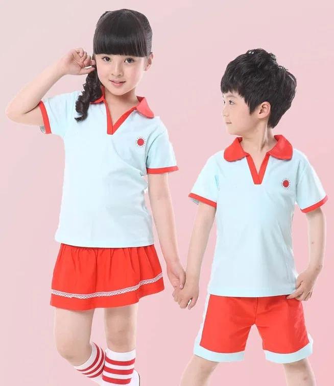 Các mẫu áo phông đồng phục học sinh đẹp cho cả nam và nữ