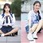 Mẫu quần áo đồng phục học sinh