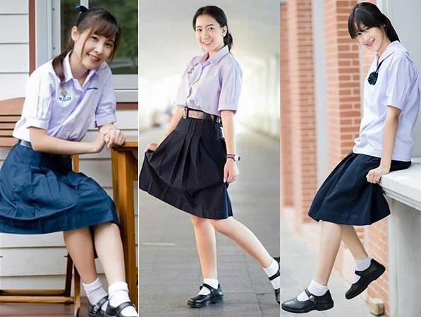 quần áo đồng phục học sinh cấp 3