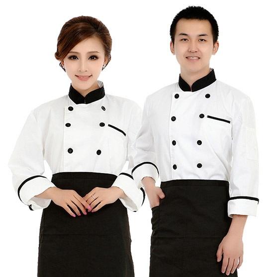 Đồng phục nhân viên đầu bếp