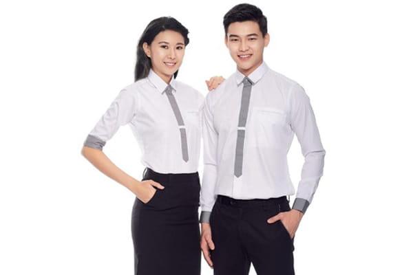 may đồng phục văn phòng giá rẻ
